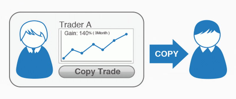 Social and copy trading