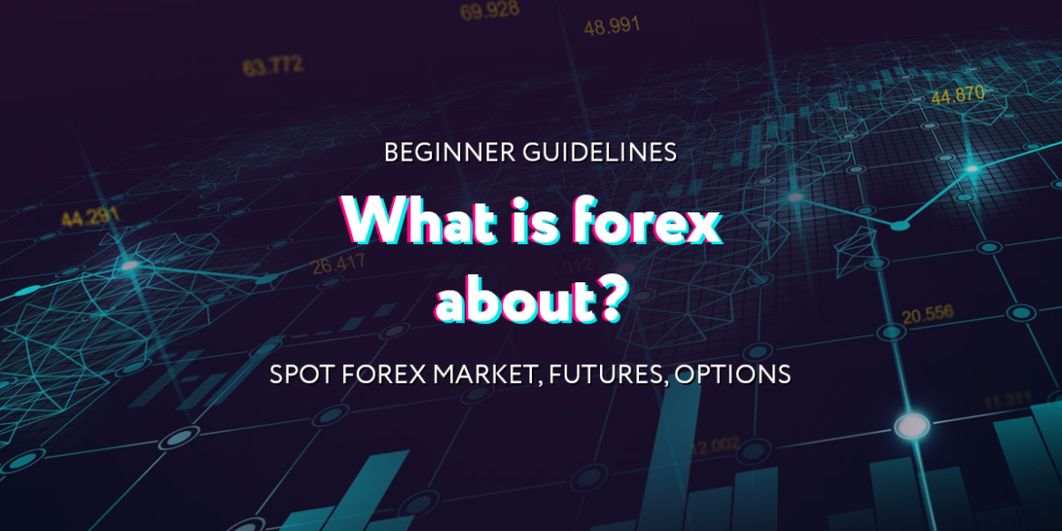 what is forex trading online